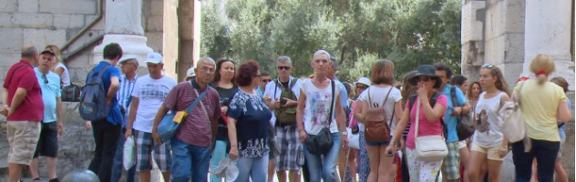 turisti da porta soprana