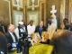 il sindaco e l'autorità musulmana senegalese