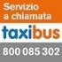 logo taxi bus