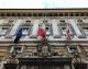 bandiere a mezz'asta a palazzo tursi per il giorno del ricordo