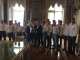 I ragazzi e i dirigenti della U.S. Luca Locatelli