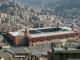 veduta aerea dello Stadio Luigi Ferraris