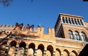 Castello d'Albertis una delle torrette