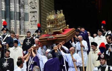 la processione di San Giovanni