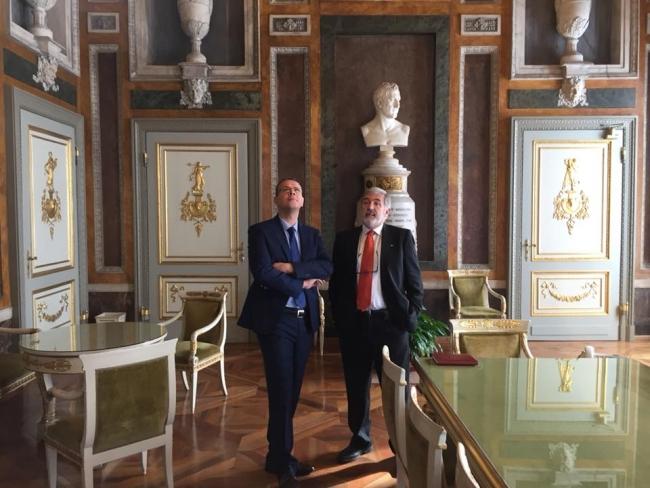 Il console e il sindaco