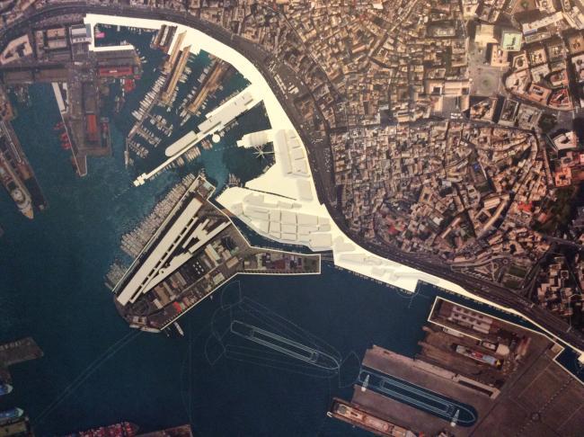 Bluprint di Renzo Piano