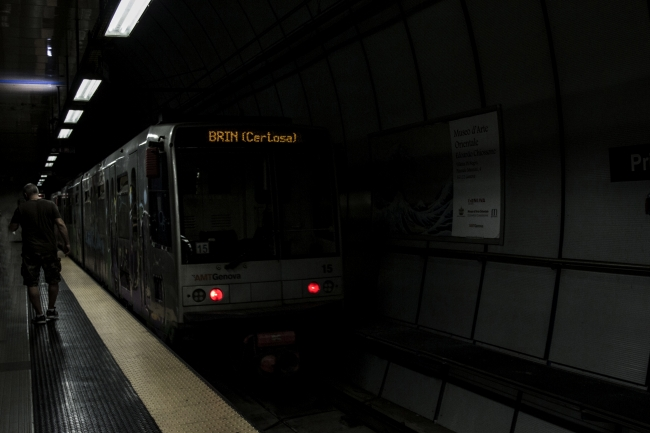 foto metro brin