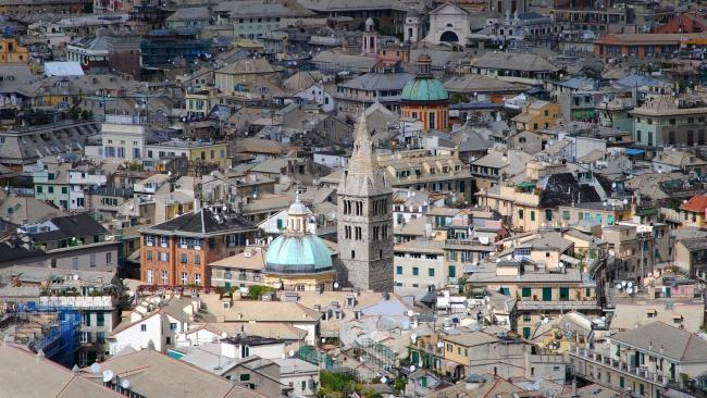 case di Genova