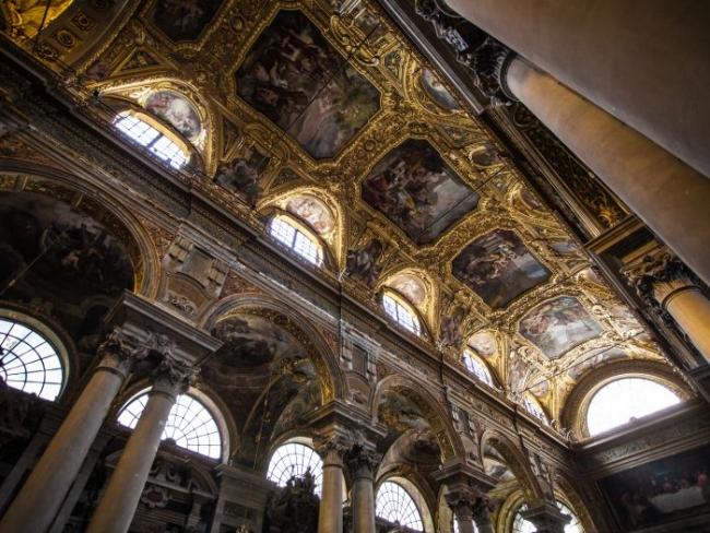 Chiese in musica- immagine di chiesa del centro storico
