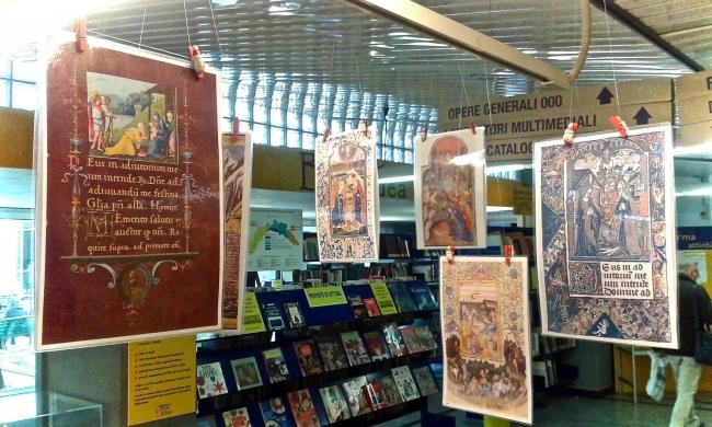 Foto dalla pagina facebook della biblioteca berio (ph. Mauro Polis)