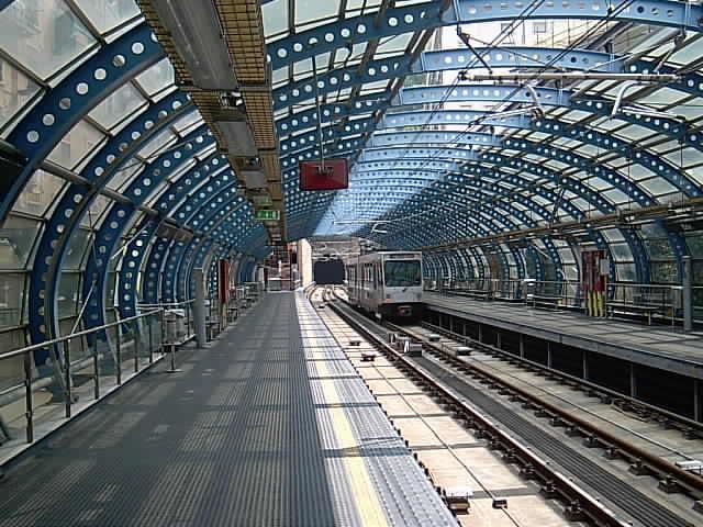 stazione metro di Genova