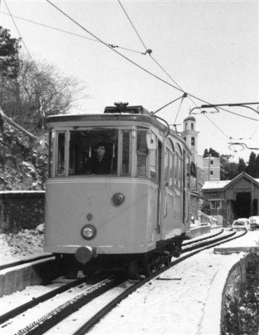 foto vintage cremagliera