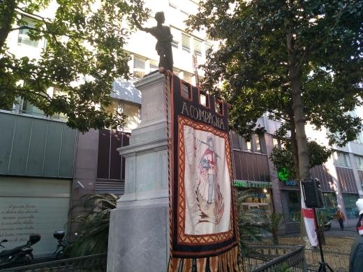 statua G.B. Perasso