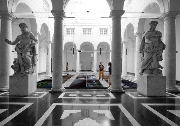 Ingresso di Palazzo Bianco
