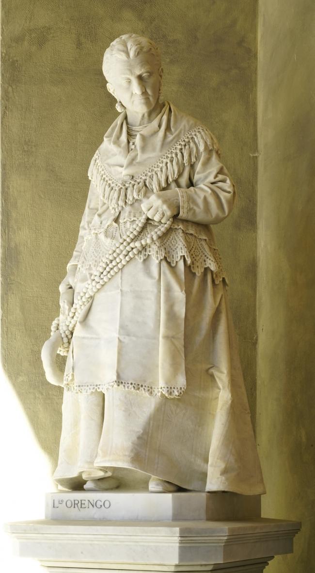 statua di Caterina Campodonico