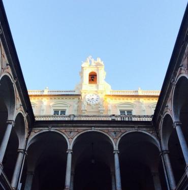 palazzo Tursi interno