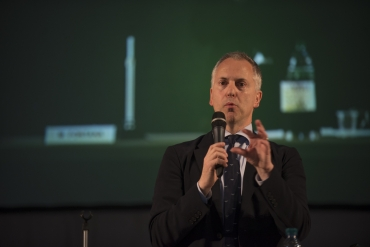 Il sindaco di Genova Marco Doria