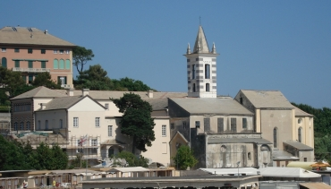 abbazia di san giuliano genova