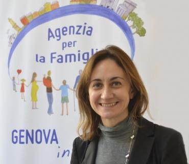 Simonetta Saveri (foto CentroVideo Comune di Genova)