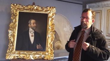 Piero Boccardo e il ritratto di Raffaele de Ferrari