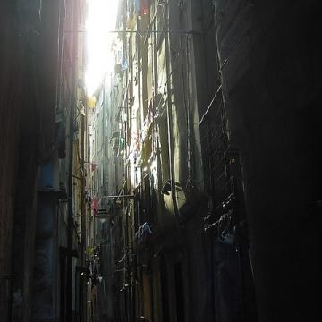 un vicolo del Ghetto