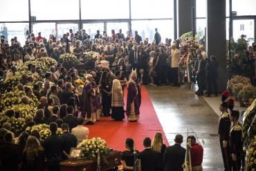 Funerali solenni delle vittime del ponte Morandi (foto di Vanessa Monchieri)