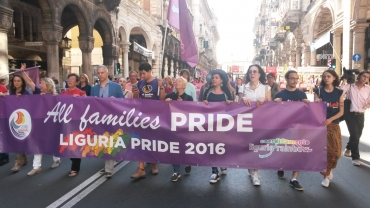 All Families pride 2016
