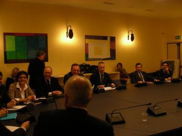 Comune di genova legge di stabilit doria incontra for Senatori e deputati