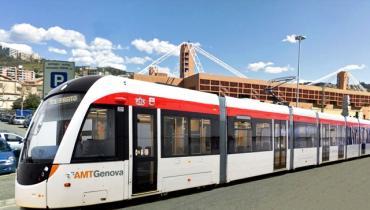 Tramvia in Valbisagno, si al progetto preliminare - foto www.cityrailways.it