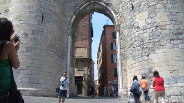 Porta Soprana Genova