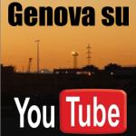 tramonto con scritta genova su youtube