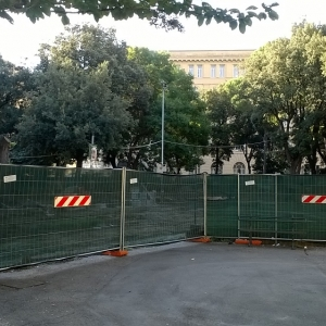 recinzione area cantiere giugno 2016