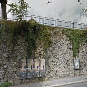 muro prima del contenimento