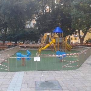 nuova area giochi