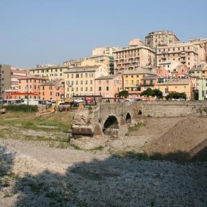 Ponte S. Agata - lavori in corso