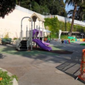 Area gioco scuola Rodari