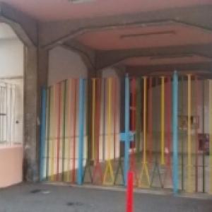 Cura della scuola infanzia ed elementare di via Galeazzo