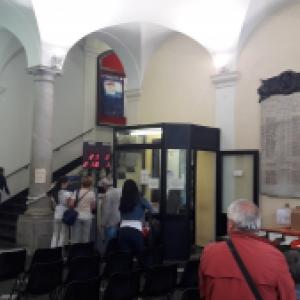 Front office Municipio