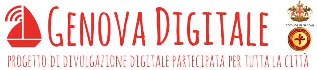 Logo Genova digitale